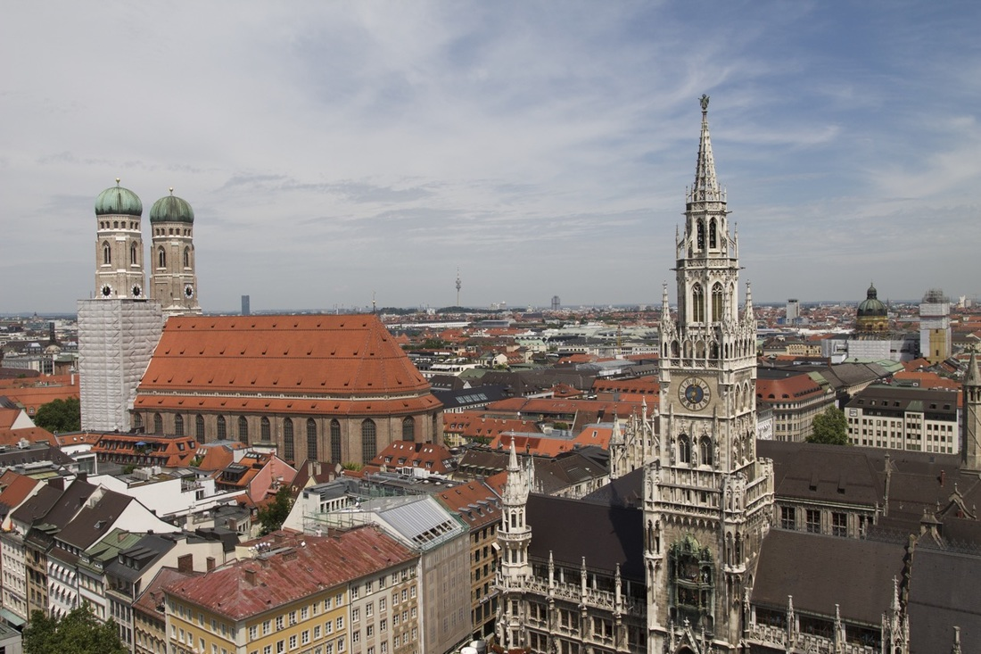 Munich has a fintech hub?